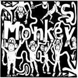 M is for Monkey Maze Posters by Yonatan Frimer