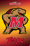 University of Maryland Logo Posters