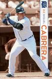 Detroit Tigers - Miguel Cabrera Poster