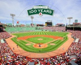 Fenway Park 100th Anniversary Photo