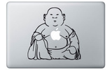 Buddha for Mac Stickers pour ordinateurs portables