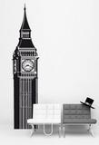 Big Ben London Autocollant mural