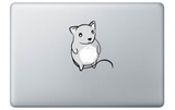 Rodent for Mac Stickers pour ordinateurs portables