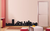 The City at Night Wall Decal