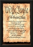 Constitution America motivational Art Print Poster Photo