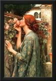 John William Waterhouse My Sweet Rose Art Print Poster Prints
