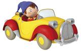 Oui-Oui -Yellow Taxi Car Seinätarra
