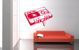 My Mix Tape Wall Decal