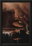 John Martin (Sadak in search of the Waters of Oblivion) Art Poster Print Prints