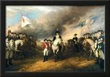 John Trumbull Surrender of Lord Cornwallis Art Print Poster Photo