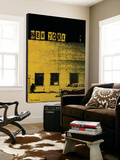 Vice City (New, York, Yellow) Poster by Pascal Normand