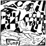 J is for Jump Maze Art par Yonatan Frimer