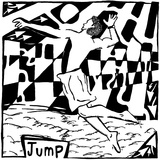 J is for Jump Maze Art by Yonatan Frimer