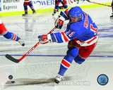Mark Messier Action Photographie