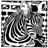 Learn to a Maze Z is for Zebra Affiches par Yonatan Frimer