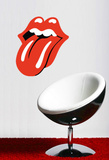The Rolling Stones Tongue Wall Decal