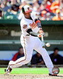 Adam Jones 2012 Action Photo