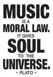 Plato Music Obrazy