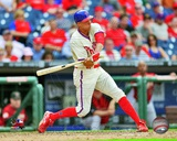 Hunter Pence 2012 Action Foto