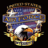 Air Force Print by Jim Baldwin