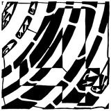 Number Four 4 Maze Affiches par Yonatan Frimer