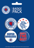 Rangers Badge Pack Badge