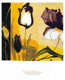 Golden Illusions Posters av Dominique Gaudin