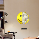 Smile Wall Decal by Jason Freeny