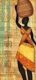 Ethnic Beauty I Prints by Jennifer Pugh