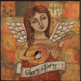 Glory Glory Posters by Teresa Kogut