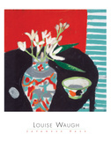 Japanese Vase Print by Louise Waugh
