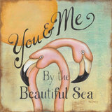 You And Me Art by Kim Lewis