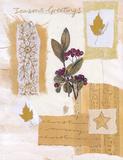Seasons Greetings Prints by Hannah Martin
