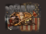 Gear Up Art by Jim Baldwin