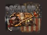 Gear Up Art by Jim Baldwin