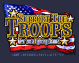Support Troops Posters by Jim Baldwin