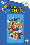 Nintendo - Group Vinyl Sticker Stickers