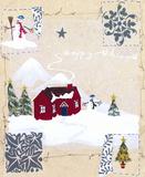 Walking In A Winter Wonderland II Art by Hannah Martin