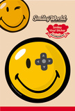 Smiley - Gaming Vinyl Sticker Stickers