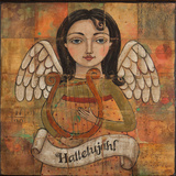 Hallelujah Art by Teresa Kogut
