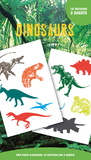 Dinosaurs Temporary Tattoos Temporary Tattoos