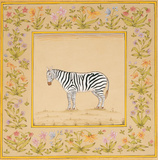 Miniature Series: Zebra Prints by Neelam Khanna