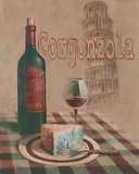 Gorgonzola-Pisa Prints by T. C. Chiu
