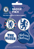 Chelsea Badge Pack Badge