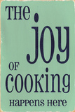 Joy of Cooking Poster