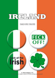 Ireland Badge Pack Badge