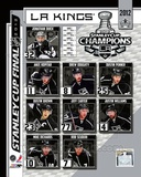 Los Angeles Kings 2012 NHL Stanley Cup Champions Composite Fotografía