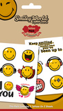 Smiley Temporary Tattoos Temporary Tattoos