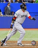 David Ortiz 2012 Action Photo