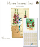 Nature Inspired Birds - 2013 Calendar Calendars